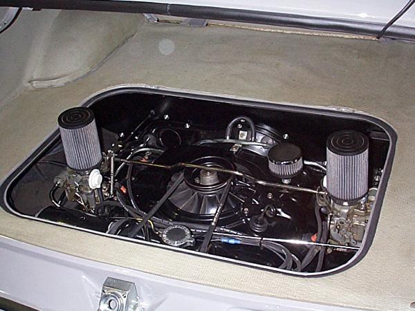 Show Quality Customised Type 3 Pancake Engine